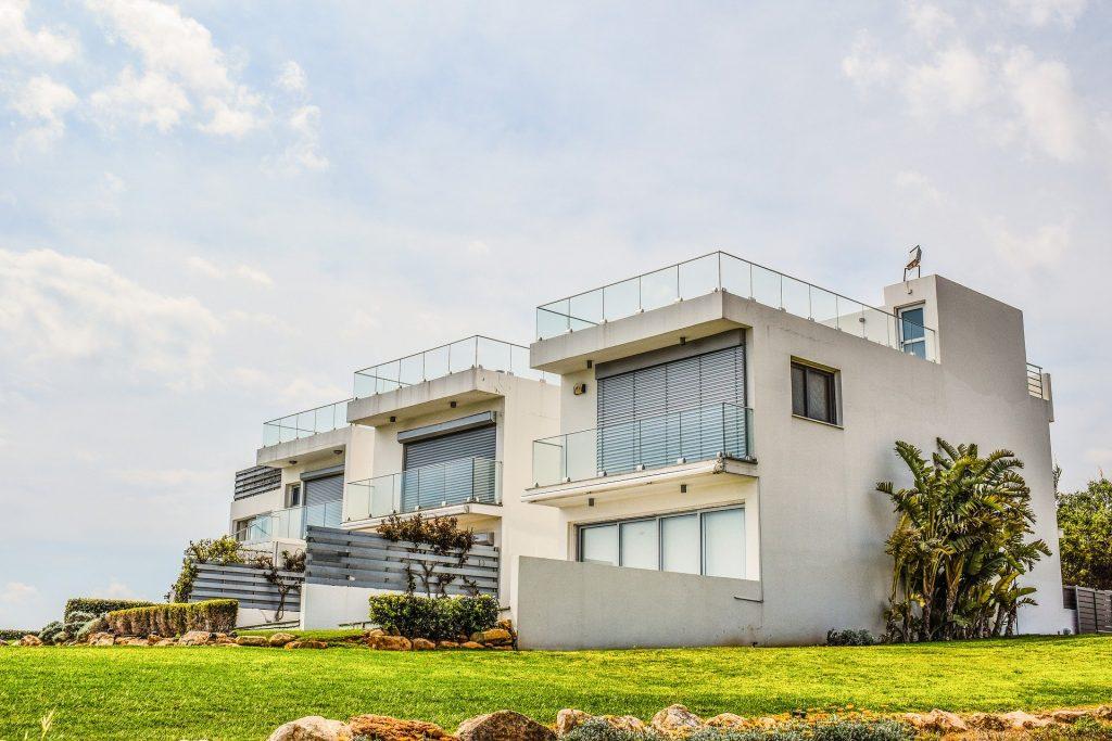 Une résidence à l'architecture moderne
