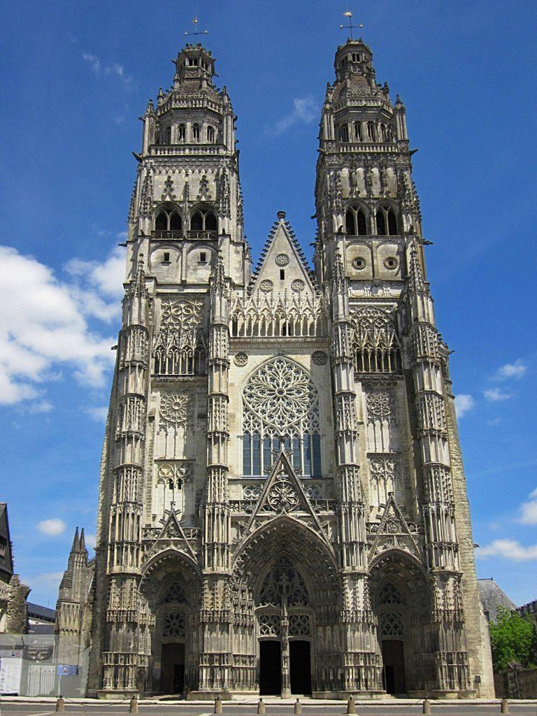 Cathédrale Saint Gatien à Tours (37)